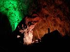Kateřinskou jeskyni hlídá čarodějnice.