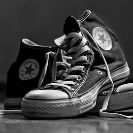 by Brian Caldwell - Artistic Objects Clothing & Accessories ( converse, artistic, object )