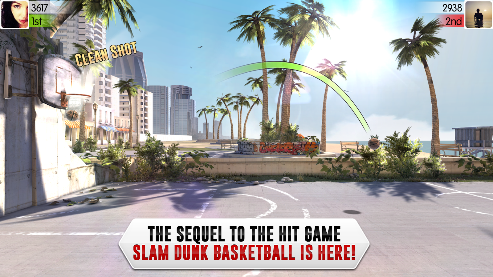 Slam Dunk Basketball 2 Screenshot 5