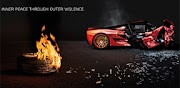 Burnout poster banned by UK ad body
