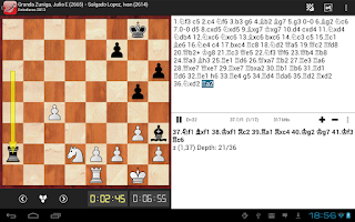 Screenshot of playchess.com