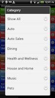 Screenshot of PocketDeals