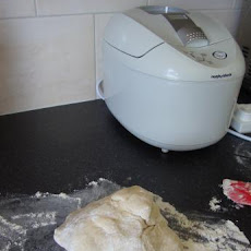 Pizza Base for the Bread Maker