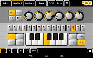 Screenshot of RD3 - Groovebox