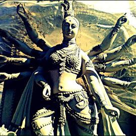 Initiation of Goddess.. by Sayantan Samaddar - Instagram & Mobile Other