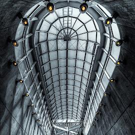 Yorkdale Metro by Padma Inguva - City,  Street & Park  Markets & Shops ( canada, toronto, architecture )