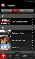Screenshot of 710 ESPN Seattle