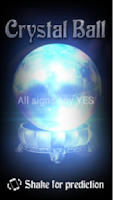 Screenshot of Free Crystal Ball: Get Answers