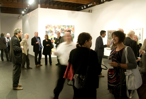 <p> <strong>Between Memory and Perception</strong><br /> Gallery Jones<br /> Vancouver<br /> 2010<br /> Photography: Alexis Kernaghan</p>