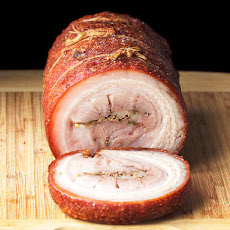 Deep-Fried Sous-Vide 36-Hour All-Belly Porchetta