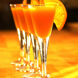 Orange aperitif  by Michael Moore - Food & Drink Alcohol & Drinks (  )
