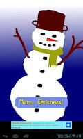 Screenshot of Christmas Card - Surprise Gift