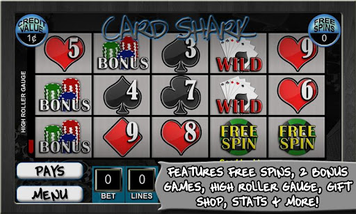 Card Shark Poker Slots LITE