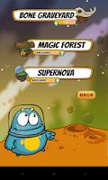 Screenshot of Bubble Universe bubble shooter