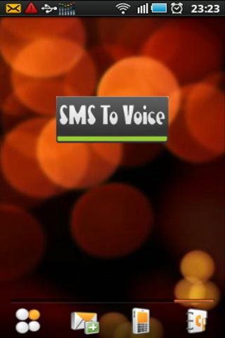 SMS To Voice