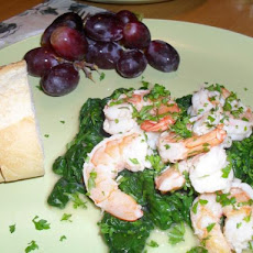 Kittencal's Easy Lemon-Garlic Sauteed Shrimp