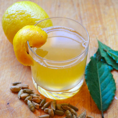 Riesling Hot Toddy