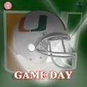 Miami Hurricanes Gameday icon