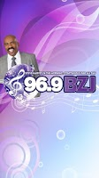 Screenshot of New 96.9 BZJ