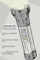 Screenshot of Flashlight Express