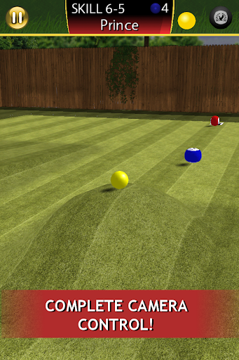 Virtual Lawn Bowls - screenshot