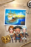 Screenshot of Pirate Ships Saga