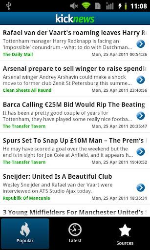 Kick Football News