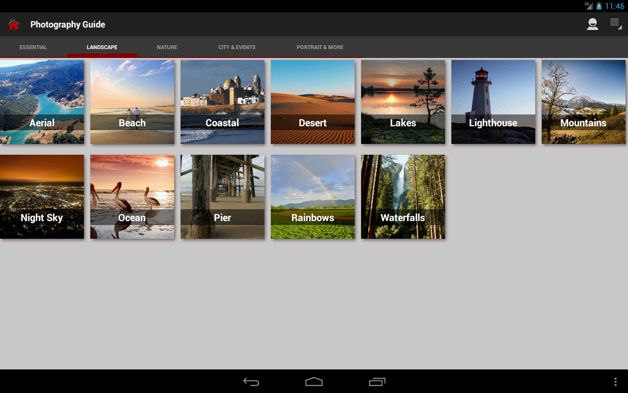DSLR Photography Training apps Screenshot 14