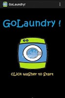 Screenshot of Go Laundry! - Ur Laundry Timer