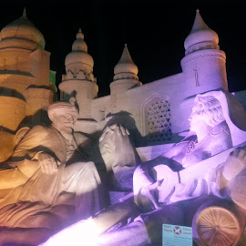 Remal Sand Scuplting Festival by Catherine Arguelles - News & Events Entertainment ( sand sculpture, remal,  )