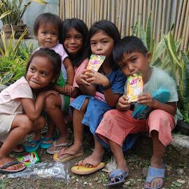 the playmates by Dok Emman - Babies & Children Children Candids