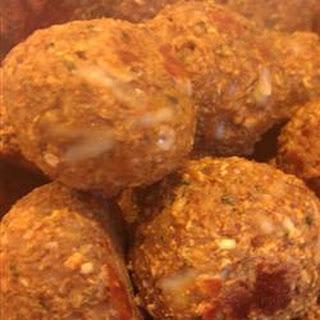 Mock Meatballs Recipes