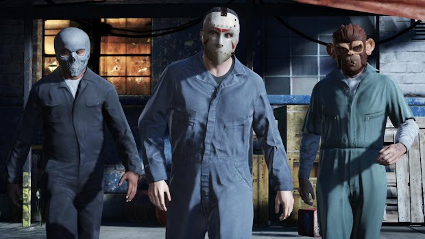 GTA Online Heists and GTA V Story Mode updates coming in 2014