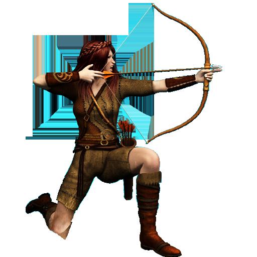 箭和弓(精簡版) 街機 LOGO-玩APPs