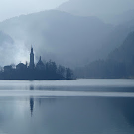 Bled by Donat Piber - Landscapes Travel