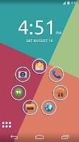 Screenshot of Android 4.4 Kitkat Smart Theme