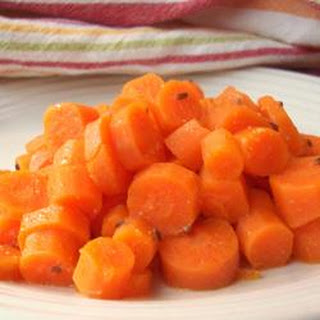 Carrots With Dill Butter Recipes
