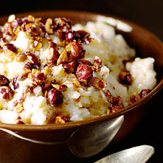 Browned Butter and Hazelnut Mashed Potatoes