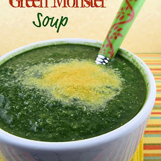 Green Monster Soup