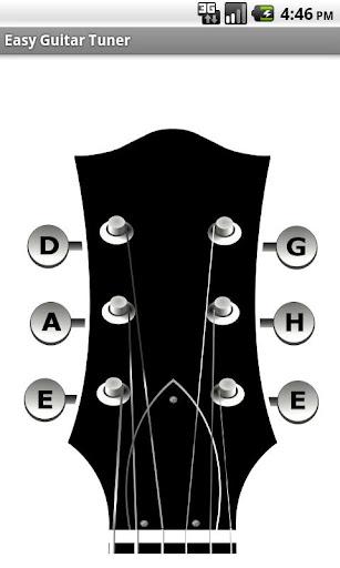 Easy Guitar Tuner