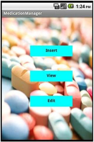 MedicationManager Beta