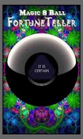 Screenshot of Magic 8 Ball Fortune Teller