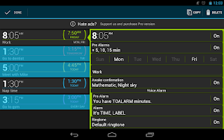 Screenshot of Alarm Revolution