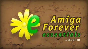 Screenshot of Amiga Forever Essentials