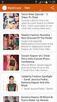 Screenshot of StyleCraze: Makeup Beauty Tips