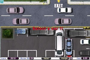 Screenshot of Parking Lot Master Lite