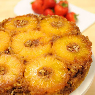 Grandma Bea's Pineapple Upside-Down Cake