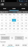 Screenshot of Easy Todo | Task & To-do List