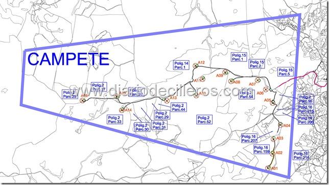 superficie afectada parque 87 aprobado