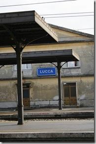 Stationen i Lucca
